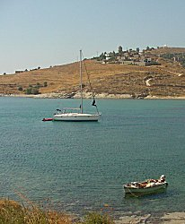 Greek Island  Bareboat and crewed yacht charters and cabin cruises